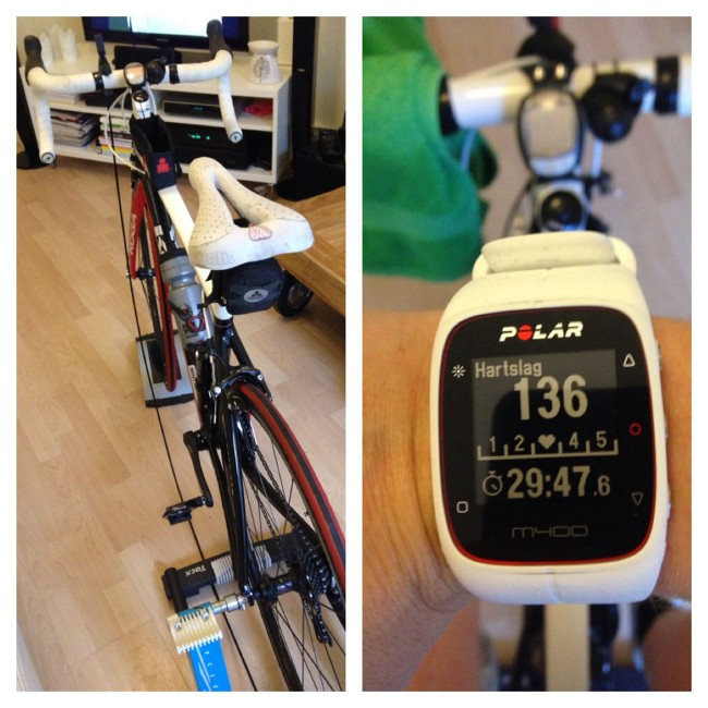training tacx fiets
