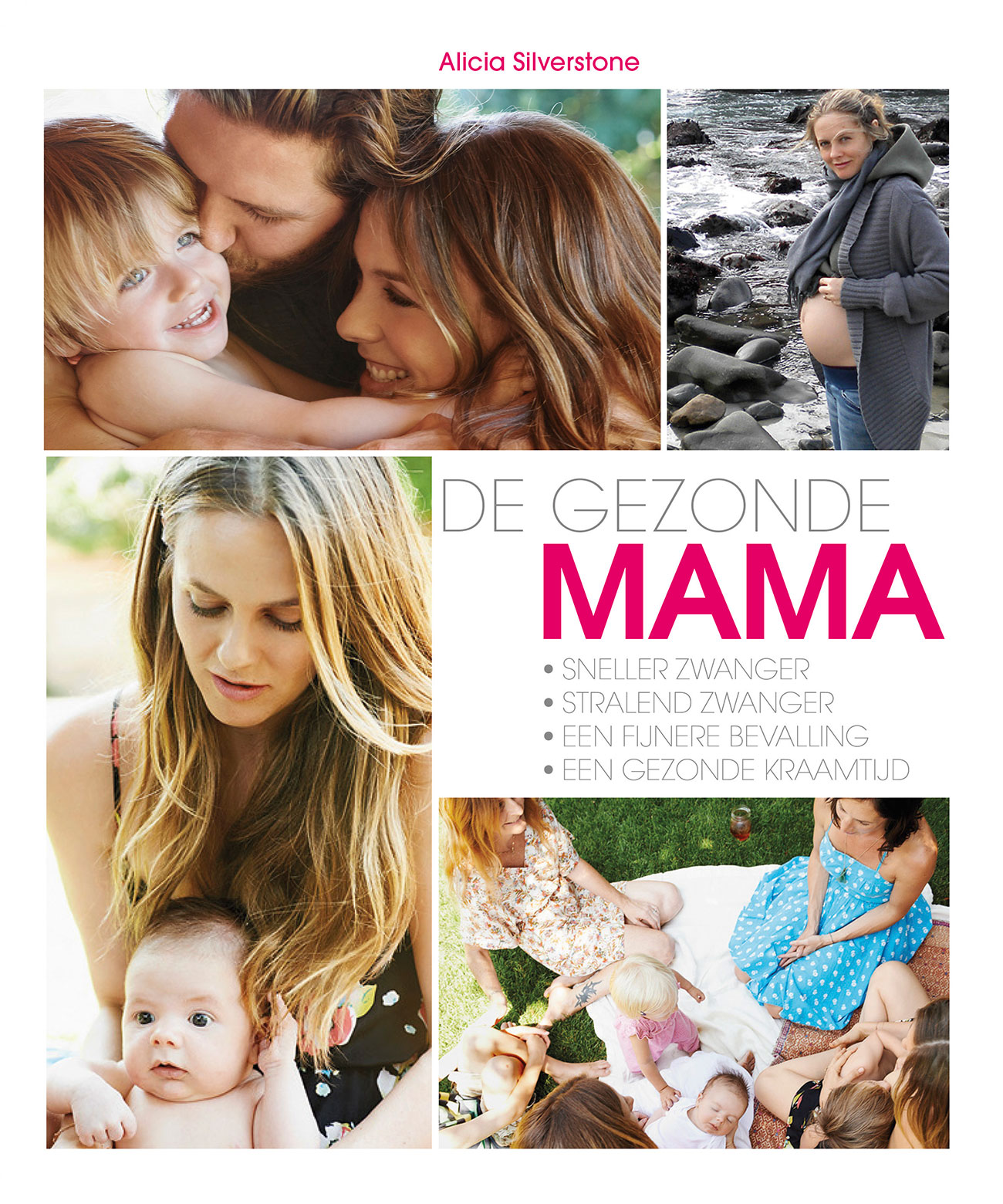 gezonde mama bookcover