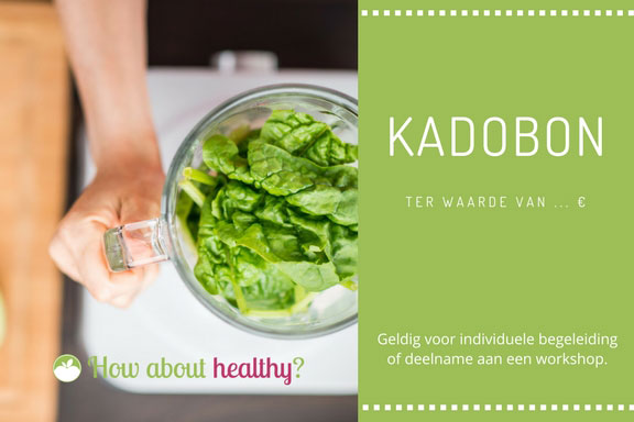 How about healthy kadobon