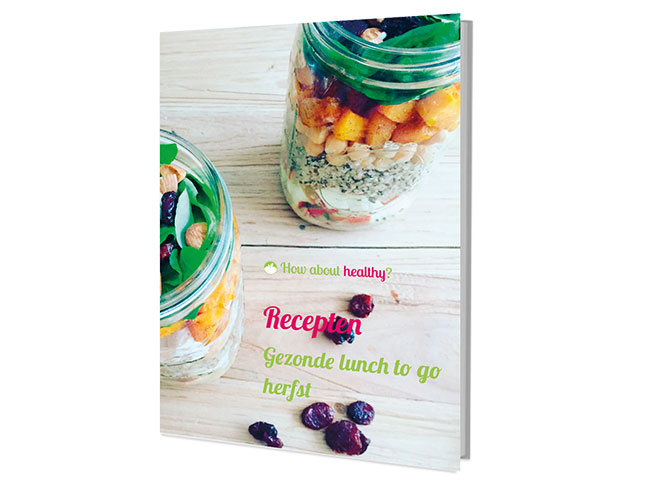 E-book Gezonde lunch to go
